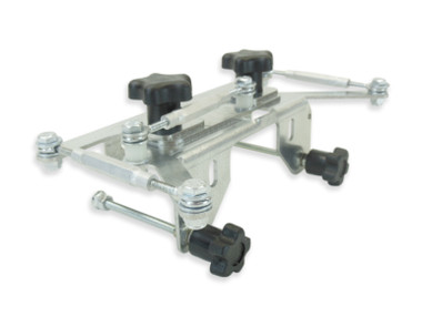 XY Adjustable Micro Registration for Shocker and Kicker Presses