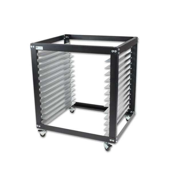Express Delivery Print Browser Print Rack Display Store Artwork and Prints
