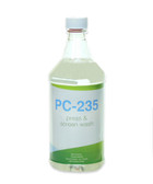PC-235 Press & Screen Wash Pint Quart