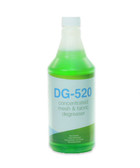 520 Mesh Degreaser Concentrate 1:20 - 1 Quart makes up to 5 Gallons