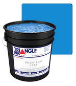 TRIFLEX1155 - Bright Blue Triangle Ink
