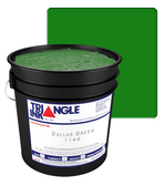 TRIFLEX1144 - Dallas Green Triangle Ink