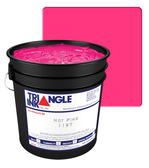 TRIFLEX1197 - Hot Pink Triangle Ink