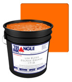 Triangle Plastisol Ink - Opaque Low Bleed - Dolphin Orange 1718