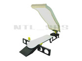 Silk Skates© Premium Skateboard Screen Printing Press - custom curved screen not included