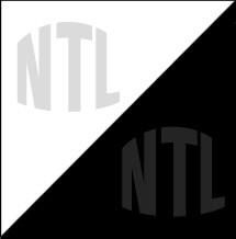 NTL Econo Plastisol Ink White & Black Combo Deal - Gallons
