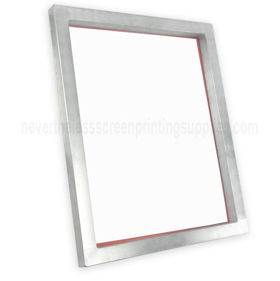 Premium Aluminum 18 x 20 Screen 160 White Mesh For Screen Printing