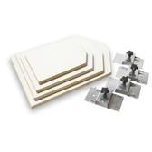 Neck Platen Kit With Brackets - 4 Platens