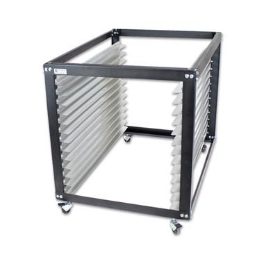 NTL Jumbo Screen Cart / Rack - No Top Option