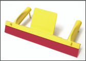"TheEZGrip Screen Printing Squeegee with 13"" 60 DURO Blade"