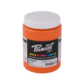 Permaset Aqua Supercover Waterbased Ink - Orange R - 300 mL
