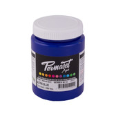 Permaset Aqua Supercover Waterbased Ink - Ultra Blue - 300 mL