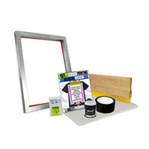 DIY Bare Bones Kit with Blank Screen for DIY Vinyl or Paper Stencil
