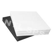 """White Econo Pellon / Square 15x15"""""""