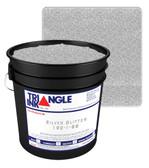 Triangle Plastisol Ink - Silver Glitter TRI-190-1-88