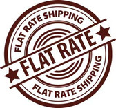 $9.95 Flat Rate Shipping