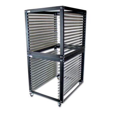 NTL Jumbo & Jumbo Cart - Stack Rack