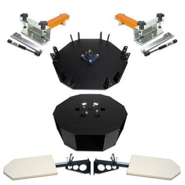 Shocker© 4x4 to 6x6 - Tabletop Press Upgrade