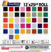 "Siser Easyweed HTV Heat Transfer Vinyl - 12""x25yd"