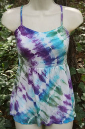Garden Dew Triple Strap Fair Trade Tank