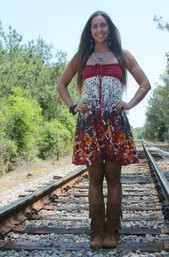 Wildflower Wanderlust Dress / Skirt