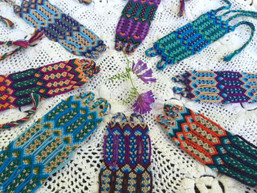 Kindred Spirit Extra Wide Fair Trade Friendship Bracelet - Multi