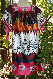 Zen Garden Mini Dress / Tunic