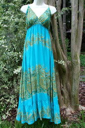 Coastal Breeze Maxi Dress (Sizes 2 - 4 Only)_