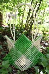 Fair Trade Twinkling Star Polypropylene Bag - Orion