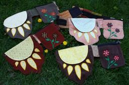 Sunshine Meadow Eco-Friendly Hip Belt Bag