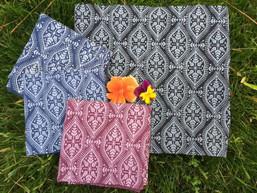 Moroccan Summer Organic Cotton Fair Trade Headwrap