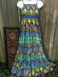 Summer Nights Maxi Dress
