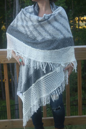 Free Bird Fringe Wrap