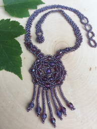 Day Dreamer Fair Trade Dreamcatcher Necklace