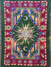 Magical Mystical Skies Tapestry