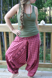Elephant Tribe Harem Pants