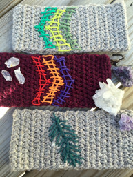 Boho Babe Handmade Ear Warmer / Headband