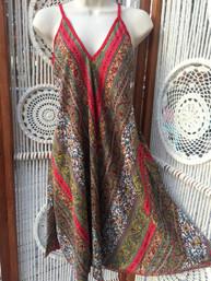 Bohemian Wanderer Dress