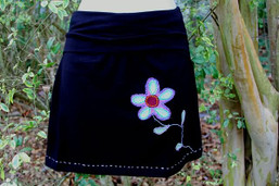 Wildflower Fair Trade Organic Cotton Mini Skirt