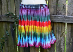 Fair Trade Rockin' Rainbow Wrap Skirt