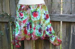 Summer Meadow Fair Trade Tie Dye Mini