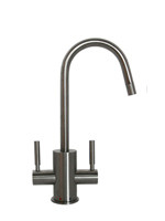 Instahot, Everhot: w/Dual Faucet Hot/Cold (Chrome, LVH 1120)