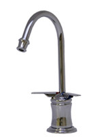 Instahot, Everhot: w/Dual Faucet Hot/Cold (Chrome, LVH 610)