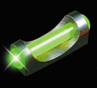 Truglo 3mm Thread Fat Bead Sight Green