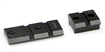 Warne MAXIMA 2-PC Bases for Rem.7, 600, 670, 673, XP-100 Matte M902/801M
