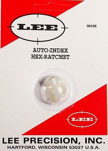 Lee Replacement Hex Ratchets for Pro 1000 & 3-Hole Turret Press