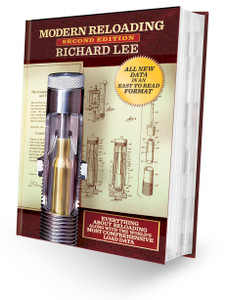 Reloading Manual Lee Modern Reloading Second Edition