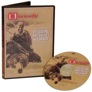 DVD The Hornady Joyce Hornady & Metallic Reloading