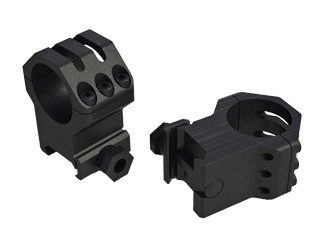 Weaver 6-Hole Picatinny 30mm Rings Medium Height