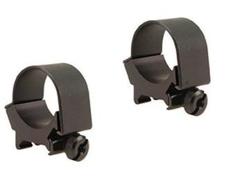 Weaver Detachable Top Mount Rings 30mm Low Matte